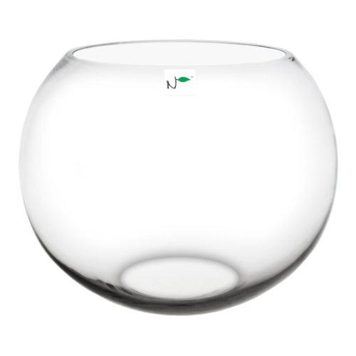 Nature's Pure Glass Aquarium Sphere 12