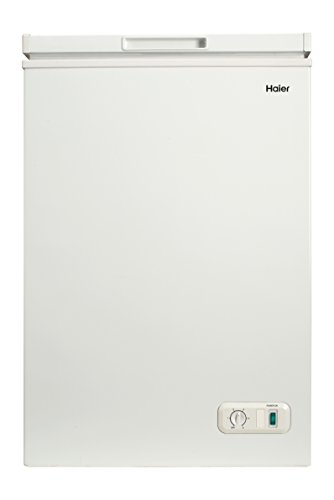 Haier HF35CM23NW 3.5 cu. ft. Capacity with Removable Basket, White (Freezers compare prices)