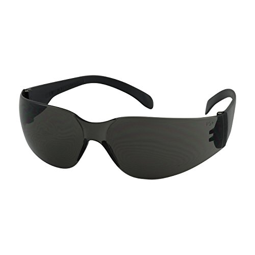 zenon-z11sm-250-00-0001-rimless-safety-glasses-with-black-temple-gray-lens-and-anti-scratch-coating
