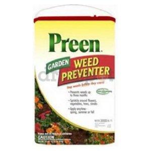 Preen Garden Weed Preventer, 16 Lbs
