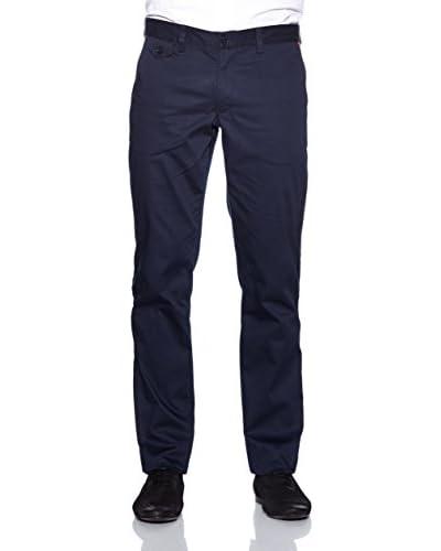 Moschino Pantalón Azul Oscuro