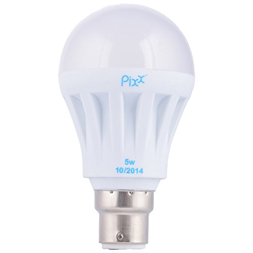 5W-Aluminum-B22-LED-Bulb-(White)