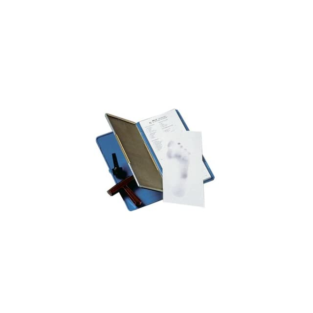 DSS Aetrex Harris Mat (AL 6790  Foot Imprinter, Set, Paper,Ink) Health & Personal Care