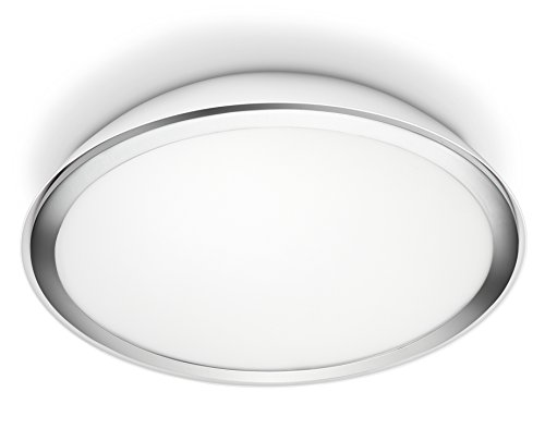 philips seru lampada bagno soffitto led bianco e cromo luci da toletta panorama auto. Black Bedroom Furniture Sets. Home Design Ideas