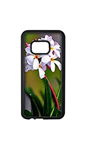 Painting Of Flower Stylish Mobile Case/Cover For HTC M9 plus 2D black