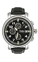 Troika Unisex Miami watch #XWAT32BK