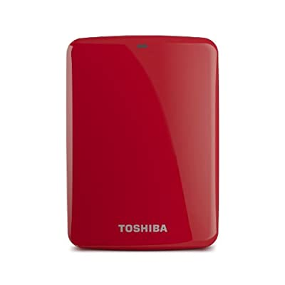 Toshiba Canvio Connect Portable Hard Drive (HDTC710XK3A1)