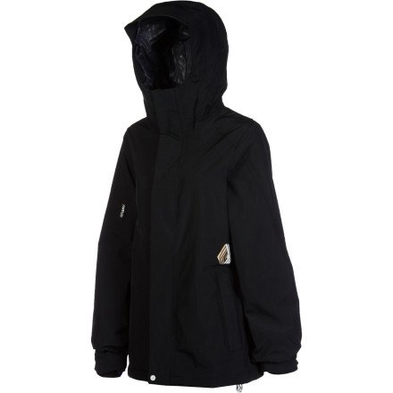 Volcom Star Gore-Tex Jacket - Women's Black,