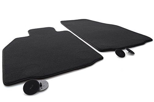 tappetini-per-porsche-boxster-987-cayman-in-velluto-2-pezzi-nero-nuovo-velluto-di-qualita-originale