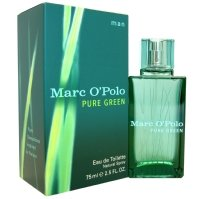 marc o polo pure green for men 75ml edt beauty. Black Bedroom Furniture Sets. Home Design Ideas