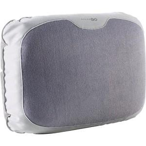Lumbar support Inflatable back pillow with padding great for traveling!