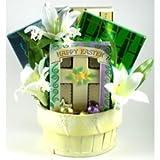 Rejoice! Elegant Christian Easter Gift Basket