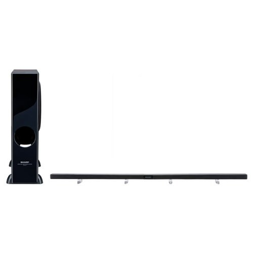 Sharp HTSL75 2.1 Channel Sound Bar 200Watts Black Friday & Cyber Monday 2014