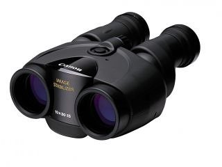 Canon 10 x 30 Image Stabilising Binoculars with Neck Strap  &  Soft Case
