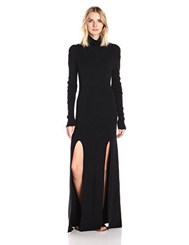 Baja-East-Womens-Turtleneck-Dress