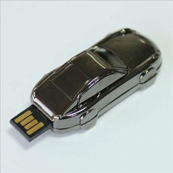 usb key 8 GB fun flash memory stick - sport car(Import from Hong Kong) by funkymemories