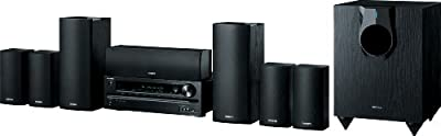 Click for Onkyo HT-S5600 7.1-Channel Home Theater Receiver/Speaker Package