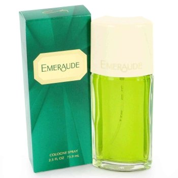 Emeraude Perfume by Coty for Women. Cologne Spray