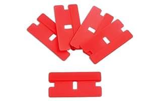 Power-TEC 92301 Lames de rasoir en plastique Pack 100
