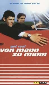 Get Real - Von Mann zu Mann [VHS]