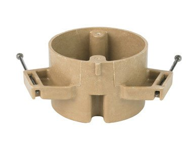 Allied Moulded Fiberglass Round Outlet Box (H9336=Nc2)