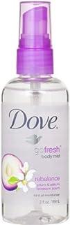 Dove go fresh Rebalance Body Mist, Pl…