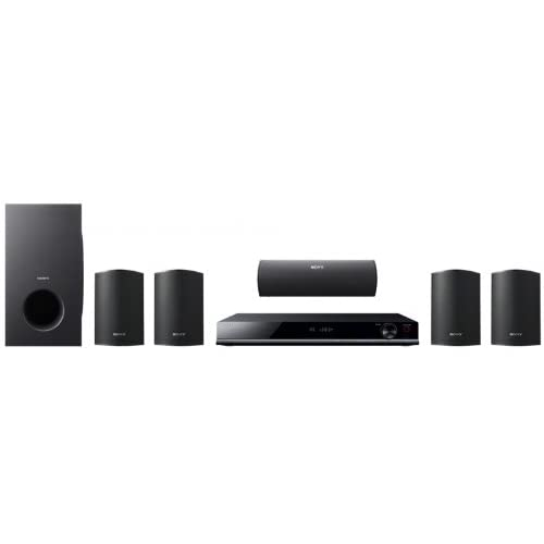 Packs enceintes Home cinema SONYDAVDZ340NOIR5.1