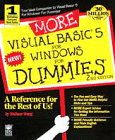 More Visual Basic 4 for Windows for Dummies (For Dummies (Computer/Tech)) (1568843267) by Wang, Wally