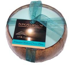 Hawaiian Coconut Candle Ocean Bliss Scented