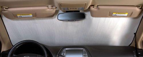 Custom Sunshade Toyota Corolla 2009-2011