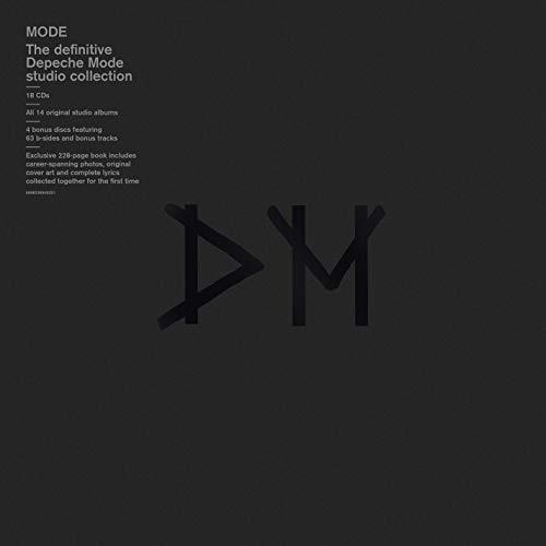CD : DEPECHE MODE - Mode (18 Discos)