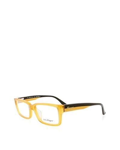 Salvatore Ferragamo Women's SF2624 Eyeglasses, Butterscotch