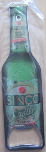 Sinco Radler - Bier & Sinalco Mix - Flaschenöffner