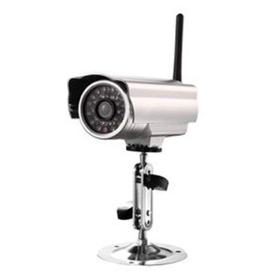 Trailer Eyes Outdoor Wi-Fi Cam Silver Bullet