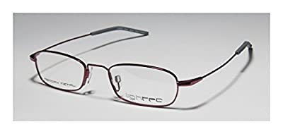 Lightec 6235l Mens/Womens Rx Ready Famous Designer Designer Full-rim Eyeglasses/Eyewear