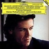 echange, troc  - Mahler lieder eines fahrenden