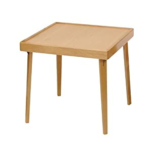 Stakmore Childrens Folding Table from Brookstone