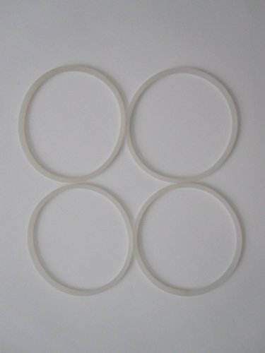 4-Replacement-Gaskets-compatible-with-Original-Magic-Bullet