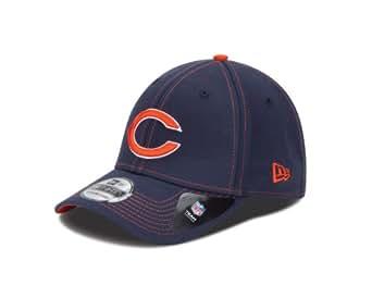 NFL Chicago Bears True Team Classic 39Thirty Flex Fit Cap, Large/X-Large