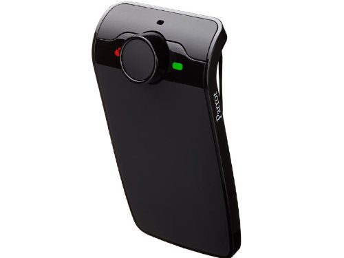 Parrot Minikit With Bluetooth Speakerphone - Retail Packaging - Black