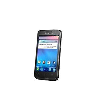 Alcatel OT XPOP Smartphone débloqué (4.5 pouces - 4 Go) Noir (import Espagne)