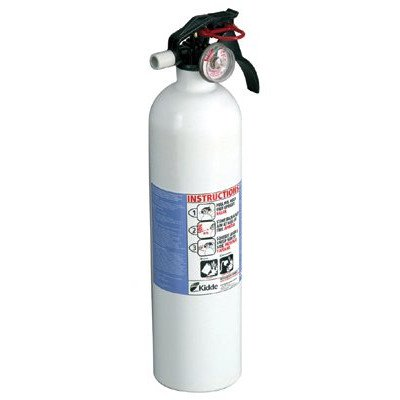 Kidde - Residential Series Kitchen Fire Extinguishers 2.9Lb Bc Kitchen Fire Extinguisher: 408-21005753 - 2.9lb bc kitchen fire extinguisher