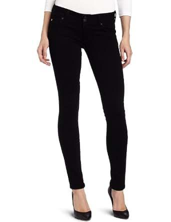 Hudson Jeans Women's Collin Skinny Jean, Black, 32