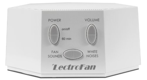 New Lectrofan Fan Sound White Noise Machine Sleep Easy