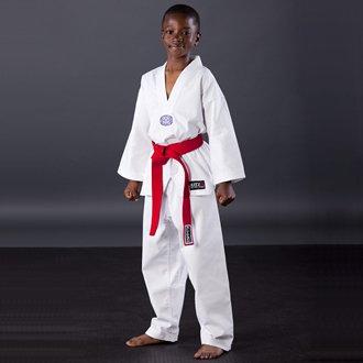 Blitz Sport Kids WTF Plain Taekwondo Suit