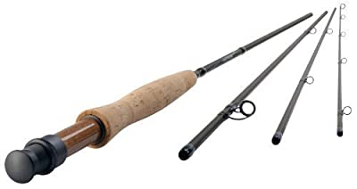 Shakespeare Agility Fly 7WT Rod from Shakespeare