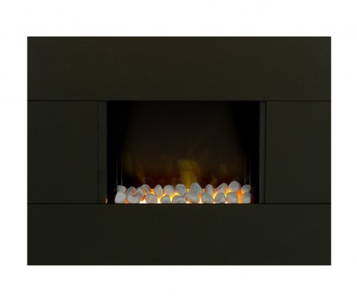 Adam Nexus Wall Mounted Electric Fire in Black Glass picture B00FFXH816.jpg