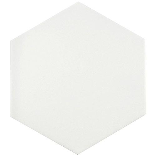 somertile-fcd10wtx-abrique-hex-porcelain-floor-and-wall-tile-8625-x-9875-white