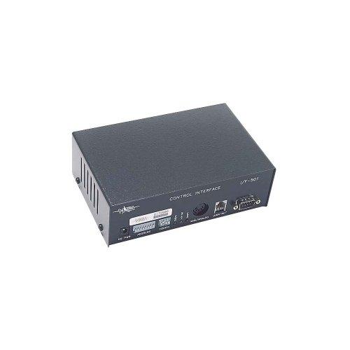 Leviton N0501 Protocol Converter And Auto Sequence Control Device, Dmx512, Luma-Net, Rs232, Midi And 0-10V