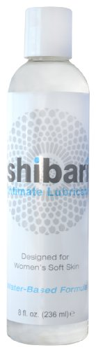 Review Of Shibari Intimate Lubricant - Water Based 8oz Bottle